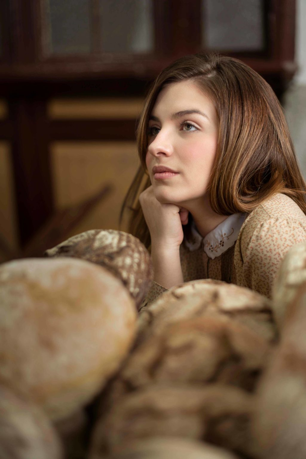 bread, joven, shooting, portrait, model