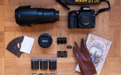 Mi kit de fotografía