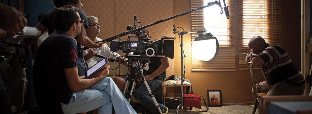 dirección de fotografía making off behind the cameras rodaje
